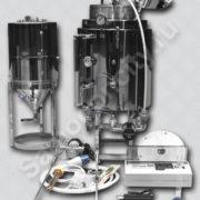 ПВК 65 литров в полном оснащении с ЦКТ