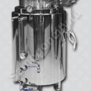 ПВК 130 литров с мешалкой