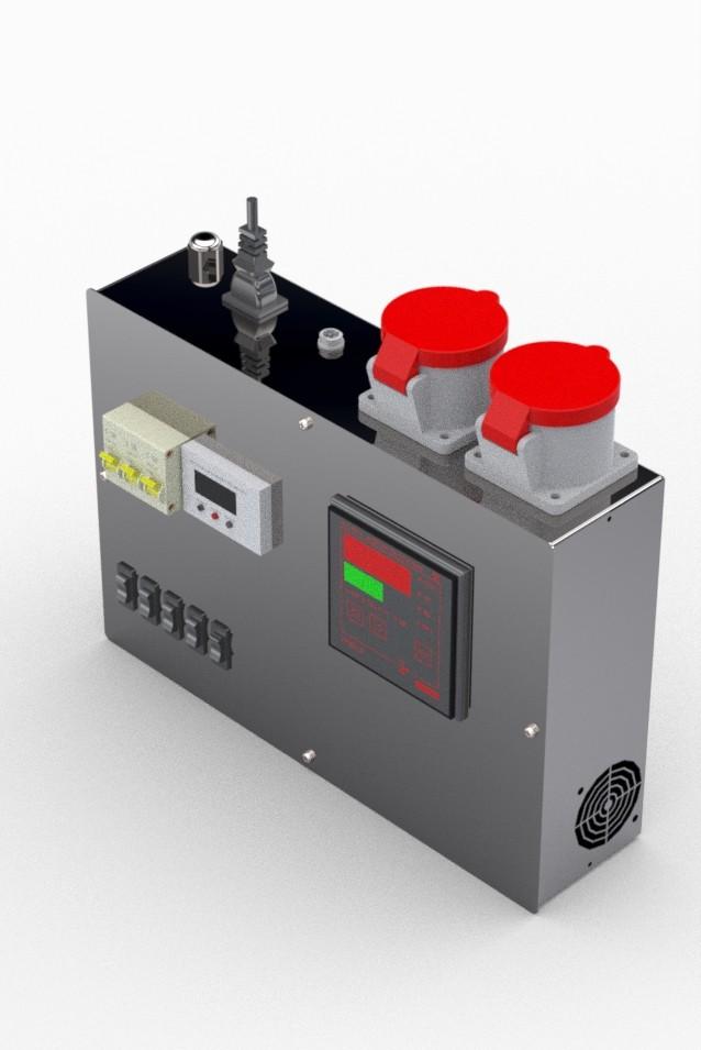 Пульт автоматики термостатирование