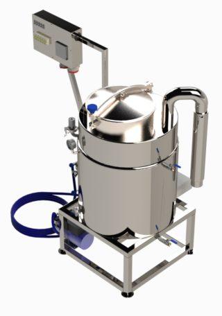 Пивоварня «Смирнов 130х1»