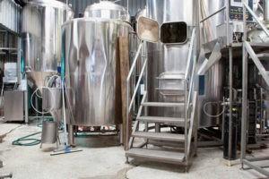 промышленное пивоварение