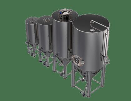 Цилиндро-конические танки