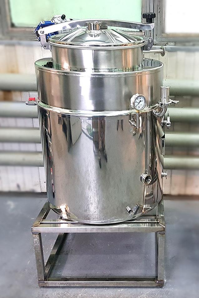 ПВК 180 литров