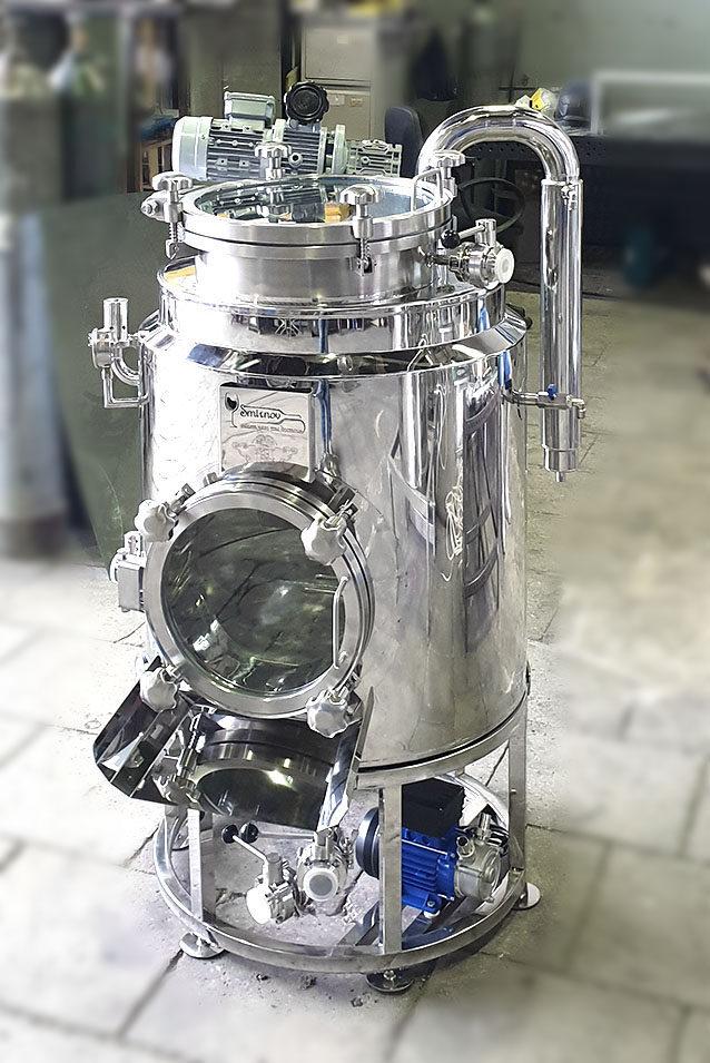 Пароводяной котел 180 литров