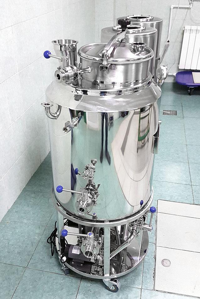 ПВК 80 литров премиум