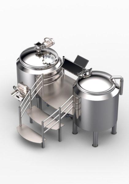 Пивоварня 1 тонна